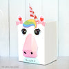 Unicorn Valentine Box Decor Kit