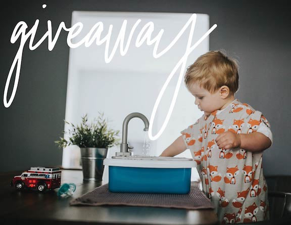Play Kitchen Sink Giveaway