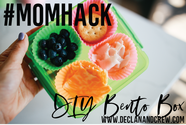 #MOMHACK- Easy School Lunches