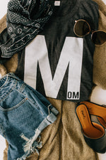 M is for MOM PEYTON Tee