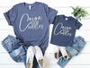 Cocoa + Cuddles Holiday Tee (Adult + Kiddo) *Final Sale