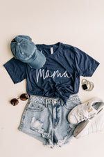 Mama Whimsy Speckled Tee