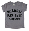 Wildest Day Ever Zoo Crew Tee (Various Colors)