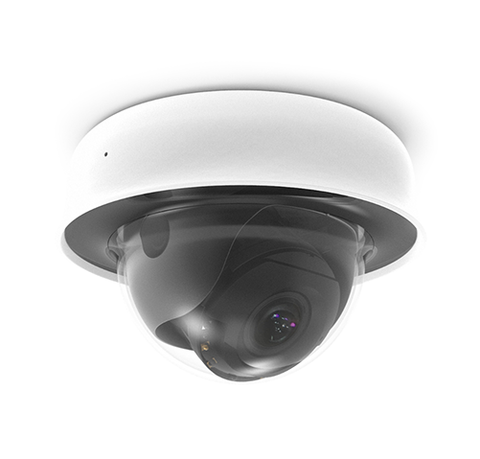 Meraki MV22 Indoor Varifocal Dome Camera with 256GB Storage