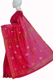 Rose Venkatagiri Handloom Pure Silk Cotton Saree