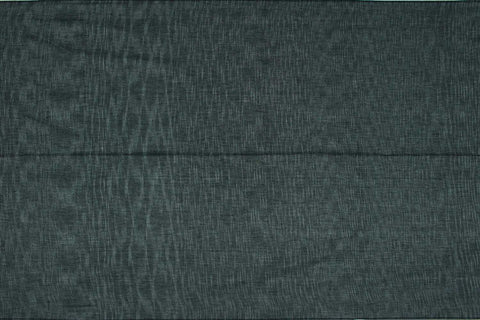 Light Slate Grey Slub Weave Solids with Dark Slub Mangalagiri Fabric