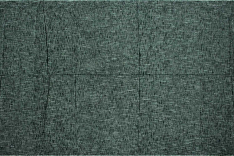 Marble Blue Slub Weave Solids with Dark Slub Mangalagiri Fabric