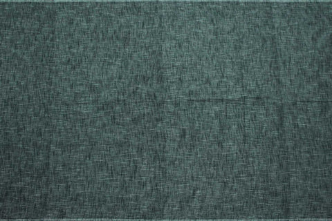 Jet Grey Slub Weave Solids with Dark Slub Mangalagiri Fabric
