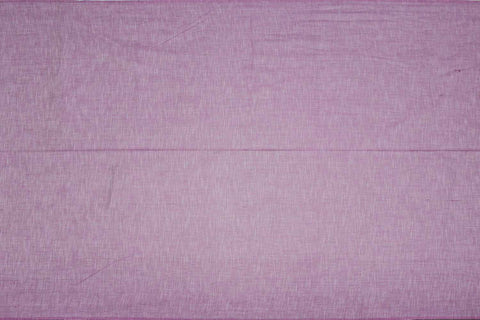Pastel Pink Slub Weave Solids with Dark Slub Mangalagiri Fabric