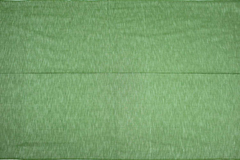 Light Green Slub Weave Solids with Dark Slub Mangalagiri Fabric