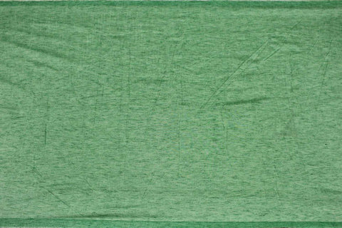 Pale Green Slub Weave Solids with Dark Slub Mangalagiri Fabric