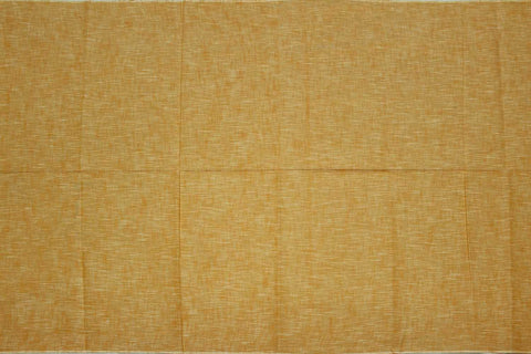 Light Brown Slub Weave Stripes Slub Zero Finish Negamam Fabric