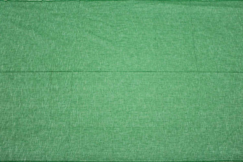 Light Green Slub Weave Stripes Slub Zero Finish Negamam Fabric