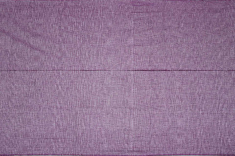 Plum Slub Weave Stripes Slub Zero Finish Negamam Fabric