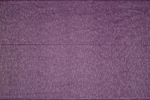 Lilac Slub Weave Stripes Slub Zero Finish Negamam Fabric