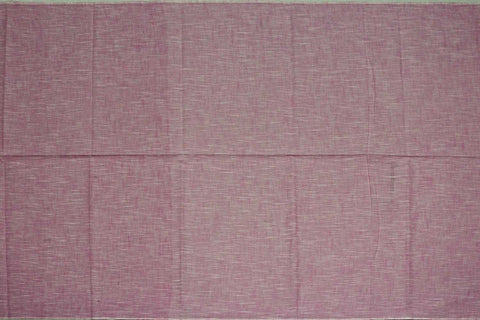 Light Pink Slub Weave Stripes Slub Zero Finish Negamam Fabric