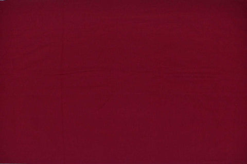 Sepia Plain Weave Plain Colour Kanchi Fabric