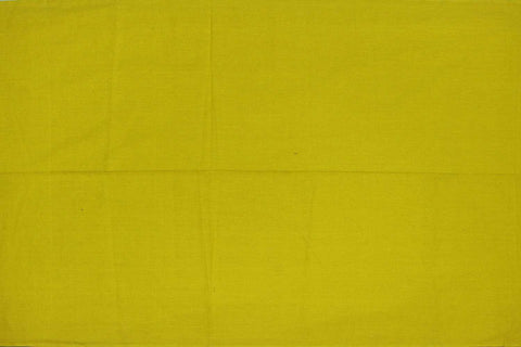 Citrus Plain Weave Plain Colour Kanchi Fabric