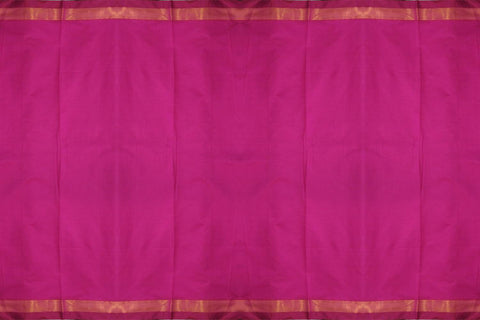 Tan Brown Kanchi Allover Diamond Buta Dobby Weave Saree