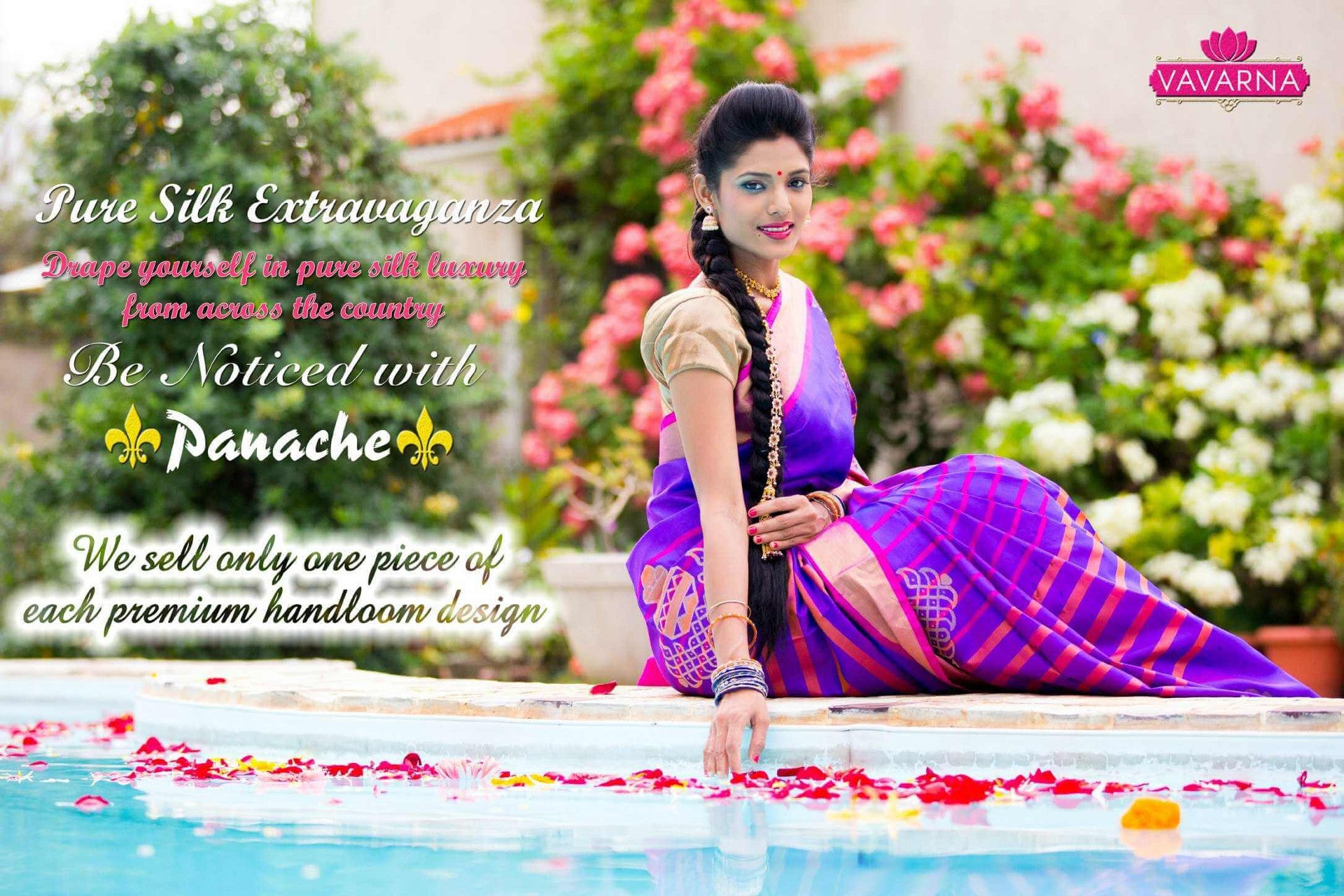 Pure Silk Saree Extravaganza from across the country