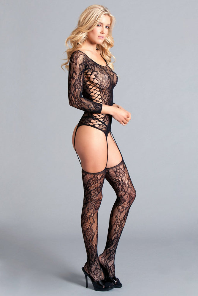 BWB114 Perfect Lace  Body Stocking