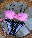 Summer Low Waist Push Up Swimwear