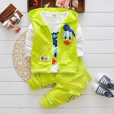 Donald Duck Kids Clothing Sets