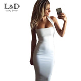 2018 A3 Women Bodycon Elegant Sexy Dress
