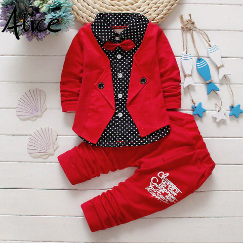 2018 Boys 2 pcs Clothing Set