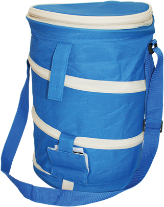 Insulated carry bag for 5 litre genzon filter