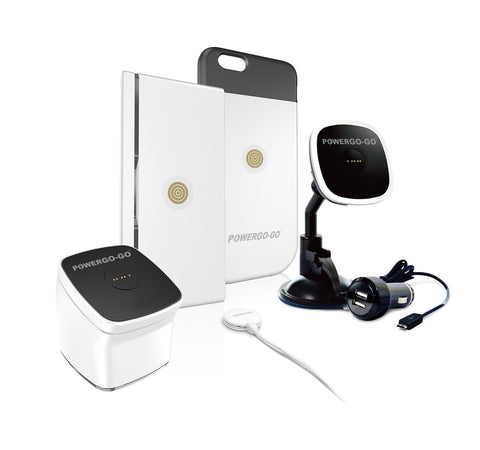 Magnetic Wireless Charger Bundle Kit for iphone 6