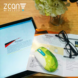 Back to School Special- Green Zcan Wireless and Free 10L backpack