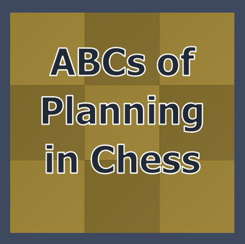 Video Lesson: ABCs of Planning