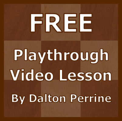 Free Playthrough Video Lesson