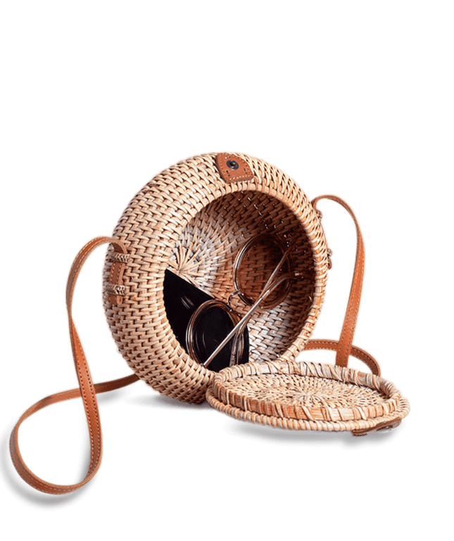 Rattan Bag (Medium) - Agape