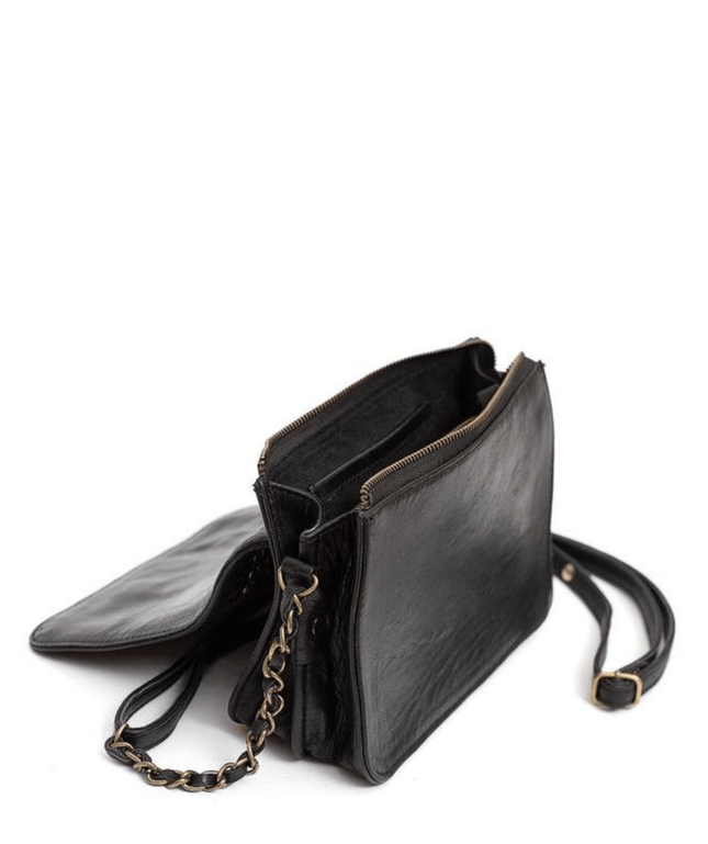 Leather Crossbody Purse - Yoselin