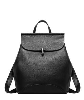 Leather Backpack Bag - Ida