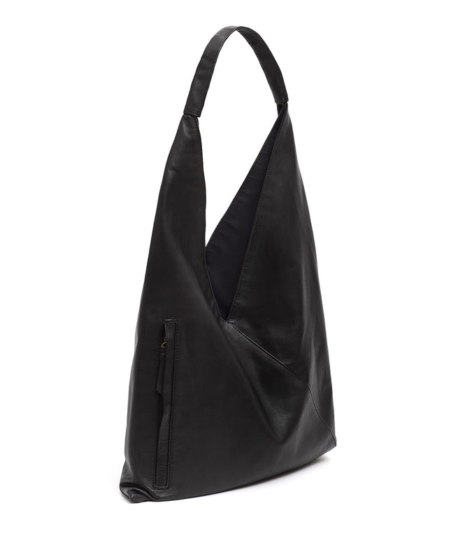 Leather Hobo Bag - Clare