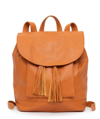 Leather Backpack - Dionne