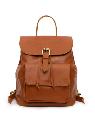 Leather Backpack - Aden