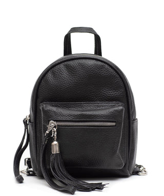 Leather Backpack - Trish