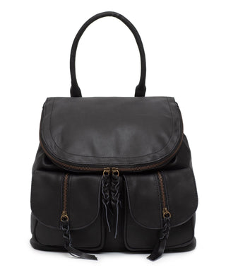 Leather Backpack - Naia