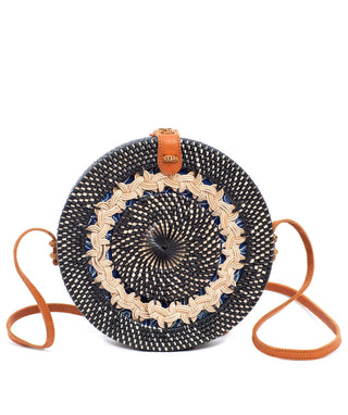 Rattan Bag (Medium) - Monochromia