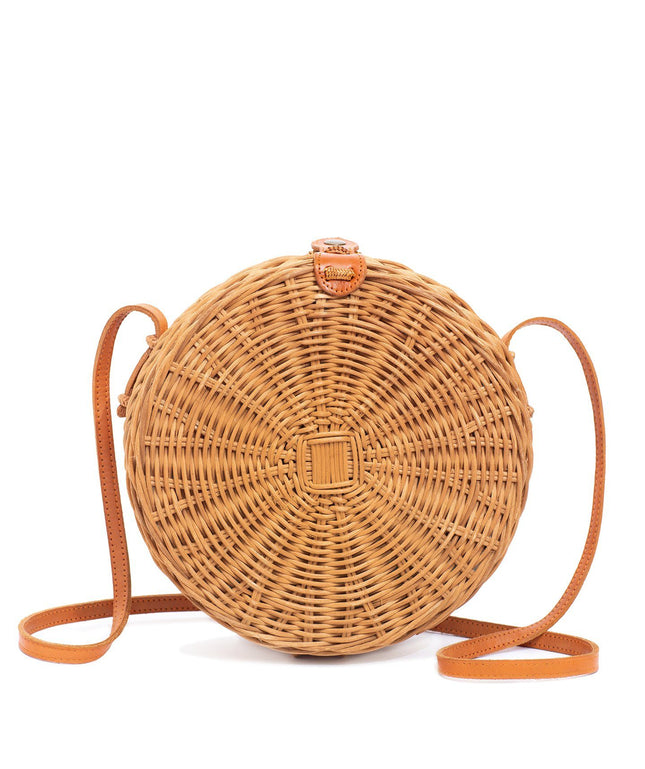 Rattan Bag - Cadiz