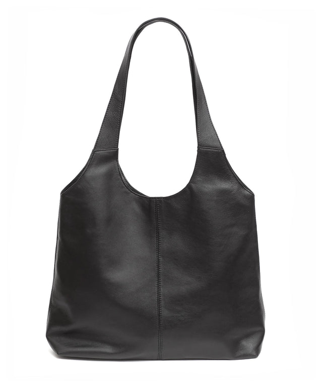 Leather Hobo Bag - Grace