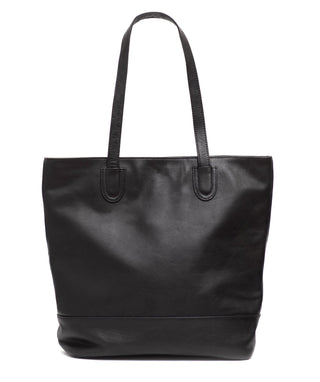 Leather Tote Bag - Lana