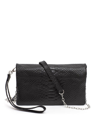 Leather Crossbody Purse - Sierra