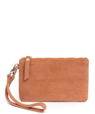 Leather Purse - Amber