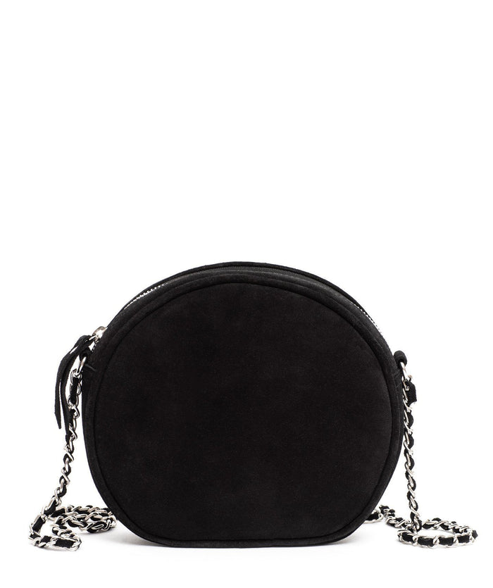 Leather Crossbody Bag - Mallory