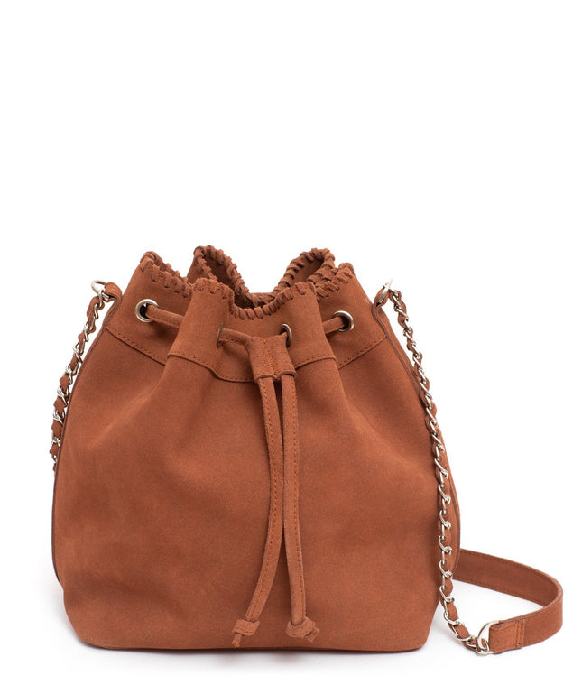 Leather Crossbody Bag - Skylar
